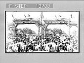 view [Street scene in India.] 8678 Photonegative digital asset: [Street scene in India.] 8678 Photonegative 1906.