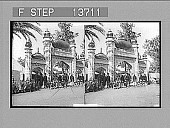view [Ceremony in India. Active no. 8694 : stereo photonegative,] digital asset: [Ceremony in India. Active no. 8694 : stereo photonegative,] 1906.