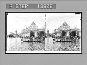 view [Gondolas in Venice?] [Active no. 8886 : stereo photonegative.] digital asset: [Gondolas in Venice?] [Active no. 8886 : stereo photonegative.]