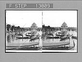 view [Gondolas, Venice.] [Active no. 8887 : stereo photonegative.] digital asset: [Gondolas, Venice.] [Active no. 8887 : stereo photonegative.]