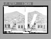 view Argos, where Greek homes have stood since earliest times--N.N.W. to Acropolis of Larisa. 9313 Photonegative 1905 digital asset number 1