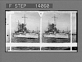 view Battleship Maine, with her 12-inch guns that guard the nation's honor. 10069 photonegative 1905 digital asset number 1