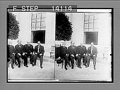 view Andrew Carnegie, Wm. J. Bryan, J.J. Hill and John Mitchell at the White House. [Caption no. 10167 : stereoscopic photonegative,] digital asset: Andrew Carnegie, Wm. J. Bryan, J.J. Hill and John Mitchell at the White House. [Caption no. 10167 : stereoscopic photonegative,] 1908.
