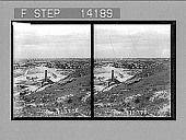 view Power plant and quartz refuse at one of Ballarat's gold mines, town at N.W. [Active no. 10261 : stereo photonegative,] digital asset: Power plant and quartz refuse at one of Ballarat's gold mines, town at N.W. [Active no. 10261 : stereo photonegative,] 1908.