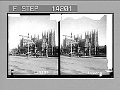 view St. Andrew's Cathedral, one of the finest church buildings in Australia, Sydney. [Active no. 10270 : stereo photonegative.] 1908 digital asset number 1