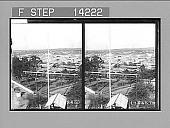 view Brisbane, east from lofty Observation Tower. 10287 Photonegative digital asset: Brisbane, east from lofty Observation Tower. 10287 Photonegative 1908
