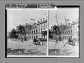 view Stately building where Queensland's Parliament meets, Brisbane. 10289 Photonegative digital asset: Stately building where Queensland's Parliament meets, Brisbane. 10289 Photonegative 1908