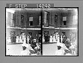 view [Street scene in England.] 10746 Photonegative digital asset: [Street scene in England.] 10746 Photonegative 1905