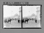 view [Tavrischisky Palace, Gosydarstvemia Duoma (Parliament) St. Petersburg, Russia--1910.] in ink on plate. 10762 Photonegative digital asset: [Tavrischisky Palace, Gosydarstvemia Duoma (Parliament) St. Petersburg, Russia--1910.] in ink on plate. 10762 Photonegative 1910.
