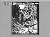 view Stairway up Sinai's steep side, above the convent, used for centuries by pilgrims. 11375 Photonegative digital asset: Stairway up Sinai's steep side, above the convent, used for centuries by pilgrims. 11375 Photonegative 1910.