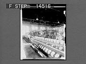 view Weaving silk taffeta ribbons with printed warp and plain woof, Paterson, N.J. 11460 photonegative digital asset: Weaving silk taffeta ribbons with printed warp and plain woof, Paterson, N.J. 11460 photonegative 1913.