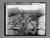view A brick factory near Nineveh--making sun-dried bricks, Mesopotamia. Active no. 11484 : photonegative digital asset: A brick factory near Nineveh--making sun-dried bricks, Mesopotamia. Active no. 11484 : photonegative, 1913.