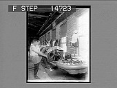 view [Workers in factory.] 12380 photonegative digital asset: [Workers in factory.] 12380 photonegative.