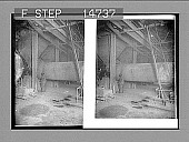 view [Factory interior with workers. Active no. 12411 : stereo photonegative.] digital asset number 1