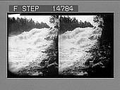 view [River waterfalls.] 12491 photonegative digital asset number 1
