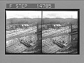 view [Rail lines.] 12492 photonegative digital asset: [Rail lines.] 12492 photonegative.