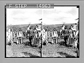 view [American indians.] 13415 Photonegative digital asset number 1
