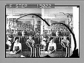 view Factory interior, bootmaker [on envelope]. [Active no. 13505 : stereo photonegative.] digital asset number 1