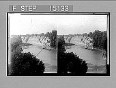 view [River in rugged terrain. Active no. 14531 : stereo photonegative.] digital asset number 1