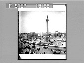 view Trafalgar Square, London, England. Copyright 1897 by Strohmeyer & Wyman. [On negative] [Active no. 20020 : half-stereo photonegative,] digital asset: Trafalgar Square, London, England. Copyright 1897 by Strohmeyer & Wyman. [On negative] [Active no. 20020 : half-stereo photonegative,] 1897.