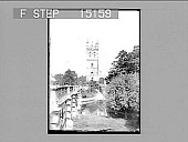 view Tower, Magdaline [sic] College, Oxford, England. [on negative] [Active no. 20036 : non-stereo photonegative.] digital asset: Tower, Magdaline [sic] College, Oxford, England. [on negative] [Active no. 20036 : non-stereo photonegative.]