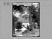 view Down by the River, Niagara [on negative] [Active no. 20168 : non-stereo photonegative.] digital asset number 1
