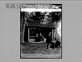 view Shady Ledge Camp, Heart Island, Thousand Islands, St. Lawrence River. Copyright 1900 by Underwood & Underwood. [on negative] [Active no. 20259 : non-stereo photonegative,] digital asset: Shady Ledge Camp, Heart Island, Thousand Islands, St. Lawrence River. Copyright 1900 by Underwood & Underwood. [on negative] [Active no. 20259 : non-stereo photonegative,] 1900.