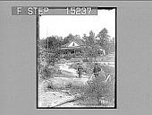 view A vine clad cottage in Muskoka, Canada. [On negative.] [Active no. 20277 : non-stereo photonegative.] digital asset: A vine clad cottage in Muskoka, Canada. [On negative.] [Active no. 20277 : non-stereo photonegative.]