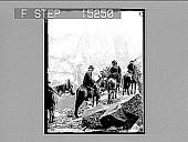 view Yosemite Falls from Glacier Point Trail, Yosemite Valley, California. Copyright 1894 by Strohmeyer & Wyman. [on envelope] [Caption No. 20329 : half-stereo photonegative,] digital asset: Yosemite Falls from Glacier Point Trail, Yosemite Valley, California. Copyright 1894 by Strohmeyer & Wyman. [on envelope] [Caption No. 20329 : half-stereo photonegative,] 1894.