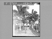 view The Home of a Sugar Planter, Caracas, Cuba. Copyright 1899 by Strohmeyer & Wyman. [on negative] [Active no. 20568 : non-stereo photonegative], 1899 digital asset number 1