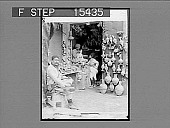 view Pottery Workers from Tunis, Africa--Exposition 1900, Paris. Copyright 1900 by Underwood & Underwood. [On negative] Active no. 20911: Photonegative digital asset: Pottery Workers from Tunis, Africa--Exposition 1900, Paris. Copyright 1900 by Underwood & Underwood. [On negative] Active no. 20911: Photonegative, 1900.