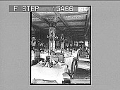 view [Restaurant or large dining room interior. Active no. 21015 : non-stereo photonegative.] digital asset number 1