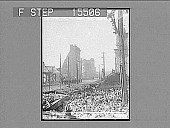 view [Plaza. Active no. 21186 : non-stereo photonegative.] digital asset number 1
