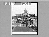 view [Park with large building. Active no. 21269 : non-stereo photonegative,] 1900 digital asset number 1