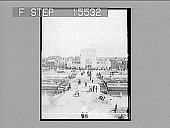 view The South Arch from Administration Bldg. [on envelope.] [Active no. 21280 : non-stereo photonegative.] digital asset number 1