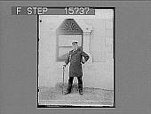 view [Military scene.] 22267 Photonegative digital asset: [Military scene.] 22267 Photonegative 1900