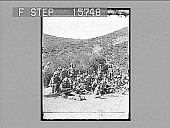 view [Military scene.] 22346 Photonegative digital asset number 1