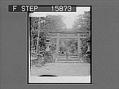 view Entrance to Shintoo Temple Grounds, Nara, Japan. Copyright 1901 by R.Y. Young. [on negative] [Active no. 22702 : stereo photonegative]m digital asset: Entrance to Shintoo Temple Grounds, Nara, Japan. Copyright 1901 by R.Y. Young. [on negative] [Active no. 22702 : stereo photonegative]m 1901.