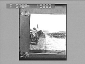 view [Military parade.] 22745 Photonegative digital asset number 1
