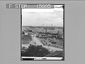 view [Copenhagen's busy Harbor, Denmark. Copyright 1897 by Underwood & Underwood.] on negative 23212 Photonegative 1897 digital asset number 1