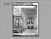 """view The """"Palace Church,"""" Frederiksborg Castle, Denmark. Copyright 1897 by Underwood & Underwood. [on negative] 23213 Photonegative digital asset: The """"Palace Church,"""" Frederiksborg Castle, Denmark. Copyright 1897 by Underwood & Underwood. [on negative] 23213 Photonegative 1897."""