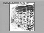 "view ""A Japanese Shoe Shop. Copyright 1896 by Strohmeyer & Wyman."" (on negative). Caption no. 23400 : photonegative, 1896 digital asset number 1"