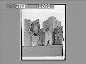 view [Cathedral Ruins, main entrance--old castle on left--on the famous Rock of Cashel, Ireland. Copyright 1903 by Underwood & Underwood.] on negative 23442 Photonegative digital asset: [Cathedral Ruins, main entrance--old castle on left--on the famous Rock of Cashel, Ireland. Copyright 1903 by Underwood & Underwood.] on negative 23442 Photonegative 1903.