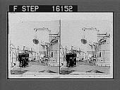 "view ""On the Battleship 'Iowa,'--lowering a Steam Launch. Copyright 1899 by Strohmeyer & Wyman."" [on negative] 23582 Photonegative digital asset: ""On the Battleship 'Iowa,'--lowering a Steam Launch. Copyright 1899 by Strohmeyer & Wyman."" [on negative] 23582 Photonegative 1899."