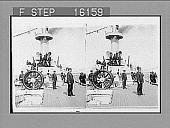 "view ""-----er-Deck--looking forward--Admiral Schley's Flagship ""Brooklyn""--Aim! Copyright 1899 by Strohmeyer & Wyman."" [on negative] 23599 Photonegative digital asset: ""-----er-Deck--looking forward--Admiral Schley's Flagship ""Brooklyn""--Aim! Copyright 1899 by Strohmeyer & Wyman."" [on negative] 23599 Photonegative 1899."