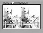"view ""----away, looking forward, U.S.S. 'Brooklyn.' Copyright 1899 by Strohmeyer & Wyman."" [on negative] 23604 Photonegative digital asset: ""----away, looking forward, U.S.S. 'Brooklyn.' Copyright 1899 by Strohmeyer & Wyman."" [on negative] 23604 Photonegative 1899."