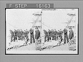 "view ""[Sta]rboard Anchor, U.S.S. 'Brooklyn.' Copyright 1899 by Strohmeyer & Wyman."" [on negative] 23605 Photonegative digital asset: ""[Sta]rboard Anchor, U.S.S. 'Brooklyn.' Copyright 1899 by Strohmeyer & Wyman."" [on negative] 23605 Photonegative 1899."