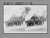 view ------- Fitzhugh Lee and Staff, Havana, Cuba. Copyright 1899 by Strohmeyer & Wyman. [on negative] [Active no. 23659 : stereo photonegative,] digital asset: ------- Fitzhugh Lee and Staff, Havana, Cuba. Copyright 1899 by Strohmeyer & Wyman. [on negative] [Active no. 23659 : stereo photonegative,] 1899.