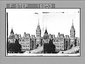 view [House o]f Parliament and Grounds, Ottawa, Canada. [on negative] [Active no. 23824 : stereo photonegative,] 1896 digital asset number 1