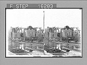 view ----- [?] beautiful First Baptist Church, Galveston Disaster, 1900. Copyright 1900 by Underwood & Underwood. [on negative] [Active no. 23898 stereo photonegative,] 1900 digital asset number 1